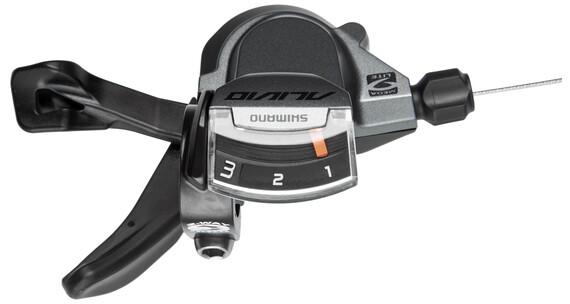 Shimano Alivio SL-M4000 Schalthebel 3-fach links grau